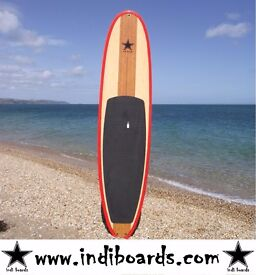 BRAND NEW STAND UP PADDLE BOARD 11'6/10'6/9'6 (HARD BOARD) RED RAIL PACKAGE WITH PADDLE/BAG/LEASH