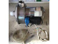 Lowara Stainless Steel Jacuzzi/ Hot Tub Pump