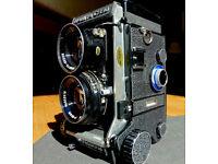 Mamiya C330 Twin lens Camera