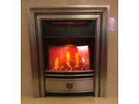 Valor flame effect electric fire.