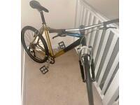 20inch/51cm/8 speed customise re-sprayed refurbish mountain bike