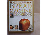 The Ultimate Bread Machine Cookbook by Jennie Shapter--NEW