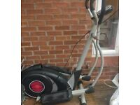 battery operated cross trainer