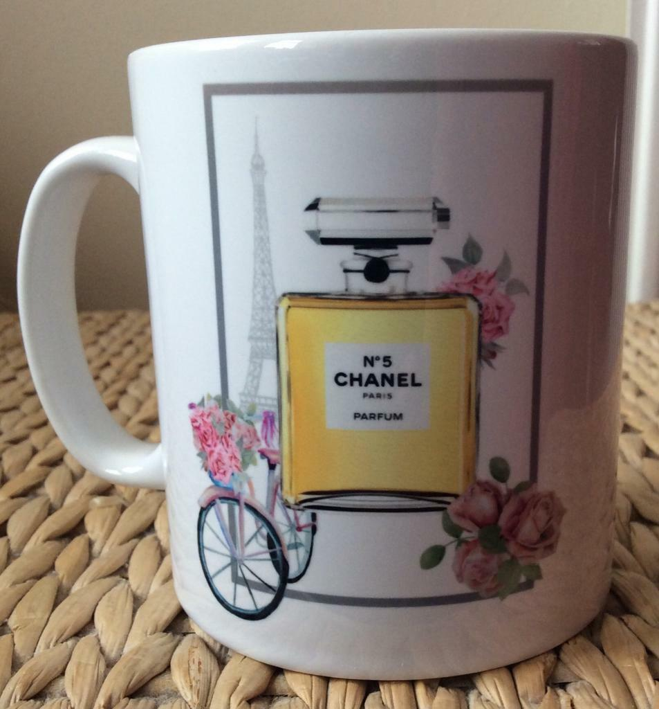 434055e5dde Chanel Eiffel Tower Coffee Mug | in Sunderland, Tyne and Wear ...