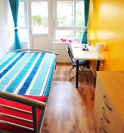 &* Double room in Finsbury Park ~20 minCentral Lon