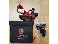 Original Monster Beats by Dr Dre urBeats In Ear Headphones Earphones -Black New