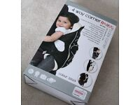 RedKite 4 way baby carrier