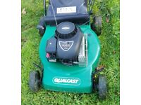 Qualcast Briggs and Stratton Petrol Lawnmower Self-Propelled