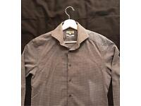 REISS men's shirt (size medium). Worn once. RRP £85