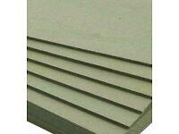 Diall 6mm Laminate & Solid Wood Flooring Fibre Wood Underlay 9.6m2