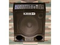 Line 6 Low Down LD300 Pro 300w Bass Amp