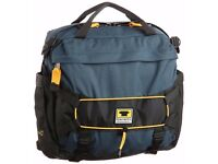 New Mountainsmith Day lumbar butt pack backpack - large capacity, secure ride, back saver!