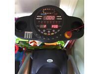 Carl Lewis motorised treadmill £150 ono