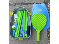 Tailball Back Pack Game Set, New and Unused, Indoor or Outdoor Use