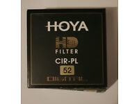 Hoya HD Filter Cir-PL 52mm