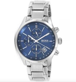 Hugo Boss Grand Prix Men's Quartz Watch