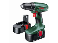 Brand New Bosch PSR 18 Cordless NiCad Drill Driver for Sale