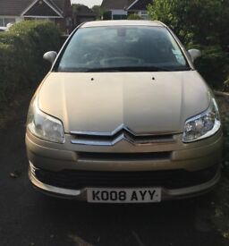 C4 1.6 spacious family car, robust and reliable, low mileage for a diesel.