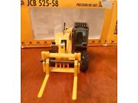 Genuine JCB 1:35 scale Loadall & Farm Special Loadall with pallet forks