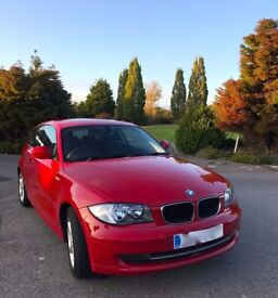 BMW 1 series 118d 2.0 Sport 3 dr, 1 woman owner, full service history