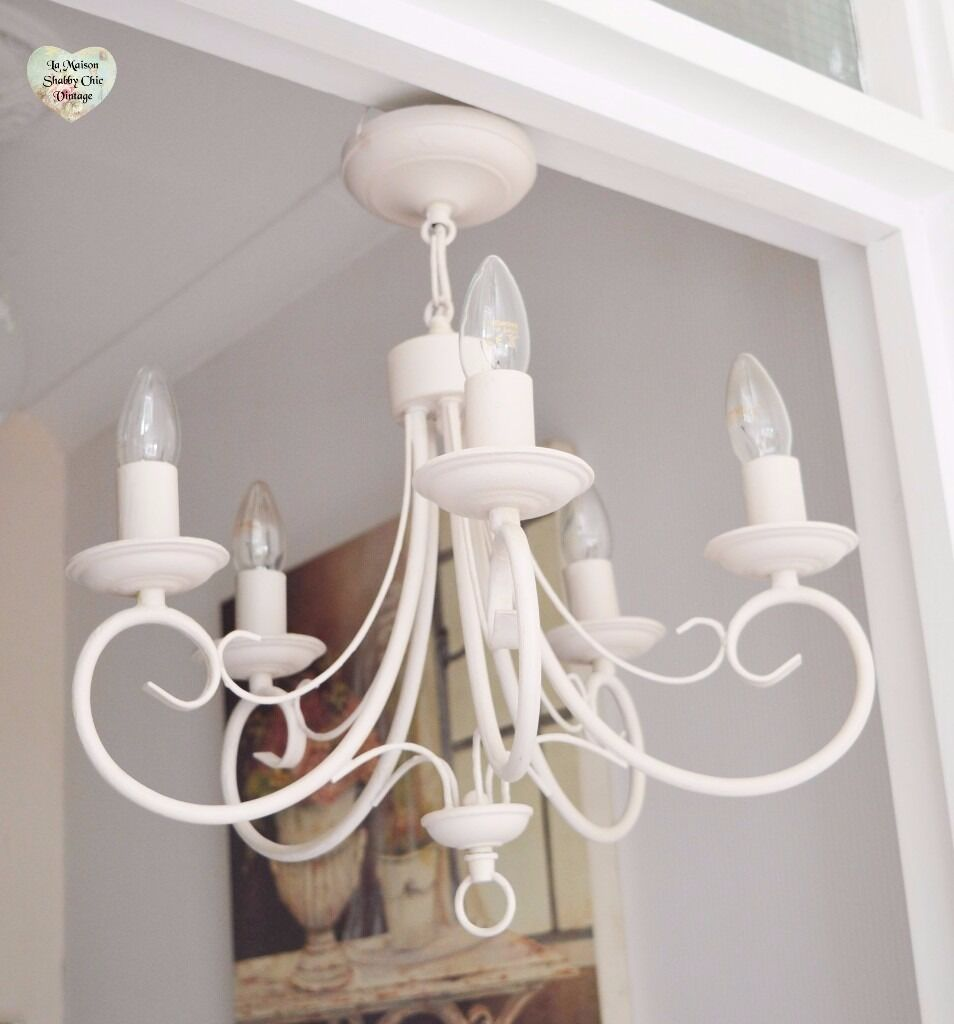 5 arm ceiling light chandelier metal ceiling light hand painted