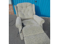 Electric Celebrity twin motors riser recliner