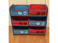 KIDS STORAGE UNIT In Excellent Immaculate Condition