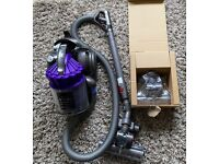 Dyson Animal vacuum D32 with brand new spare head