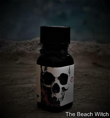 HEX Sorcery Potion Oil, Ritual Oil, Anointing Oil, Wicca Witchcraft Hoodoo Spell
