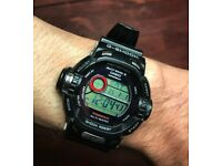Casio Vintage G-Shock RISEMAN from 1998 - One Owner only [ RARE ] GW-9200