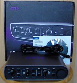 AVID MBOX 3 USB AUDIO-MIDI INTERFACE - MINT!