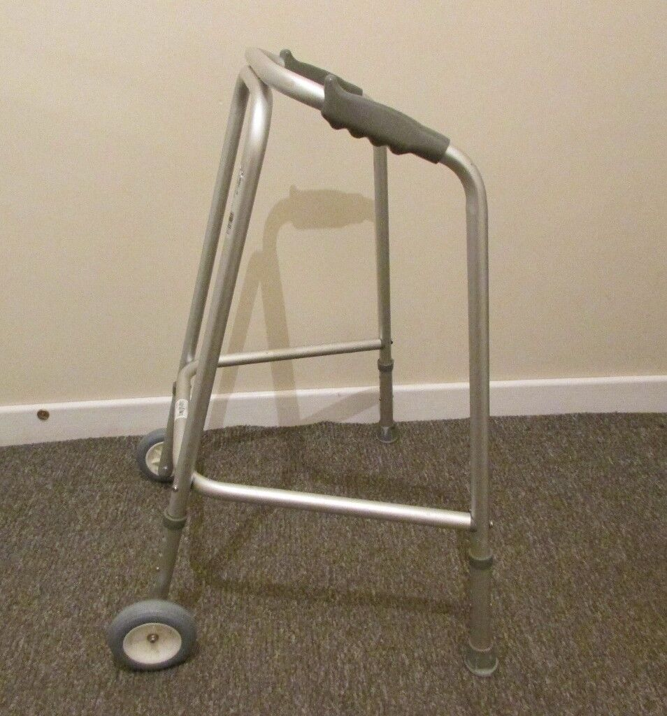 Zimmer frame walker mobility walking aid DELIVERY AVAILABLE WITHIN ...