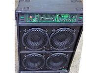 TRACE ELLIOT GP12 1210 SERIES 6 4 X 10 COMBO 200W BASS AMP