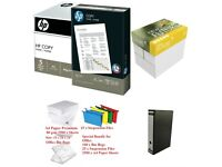 A4 Paper 80 Gsm or 100 Gsm / Lever Arch File Suspension File other office supplies