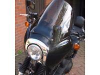 Harley Davidson Dyna T Sport Fairing