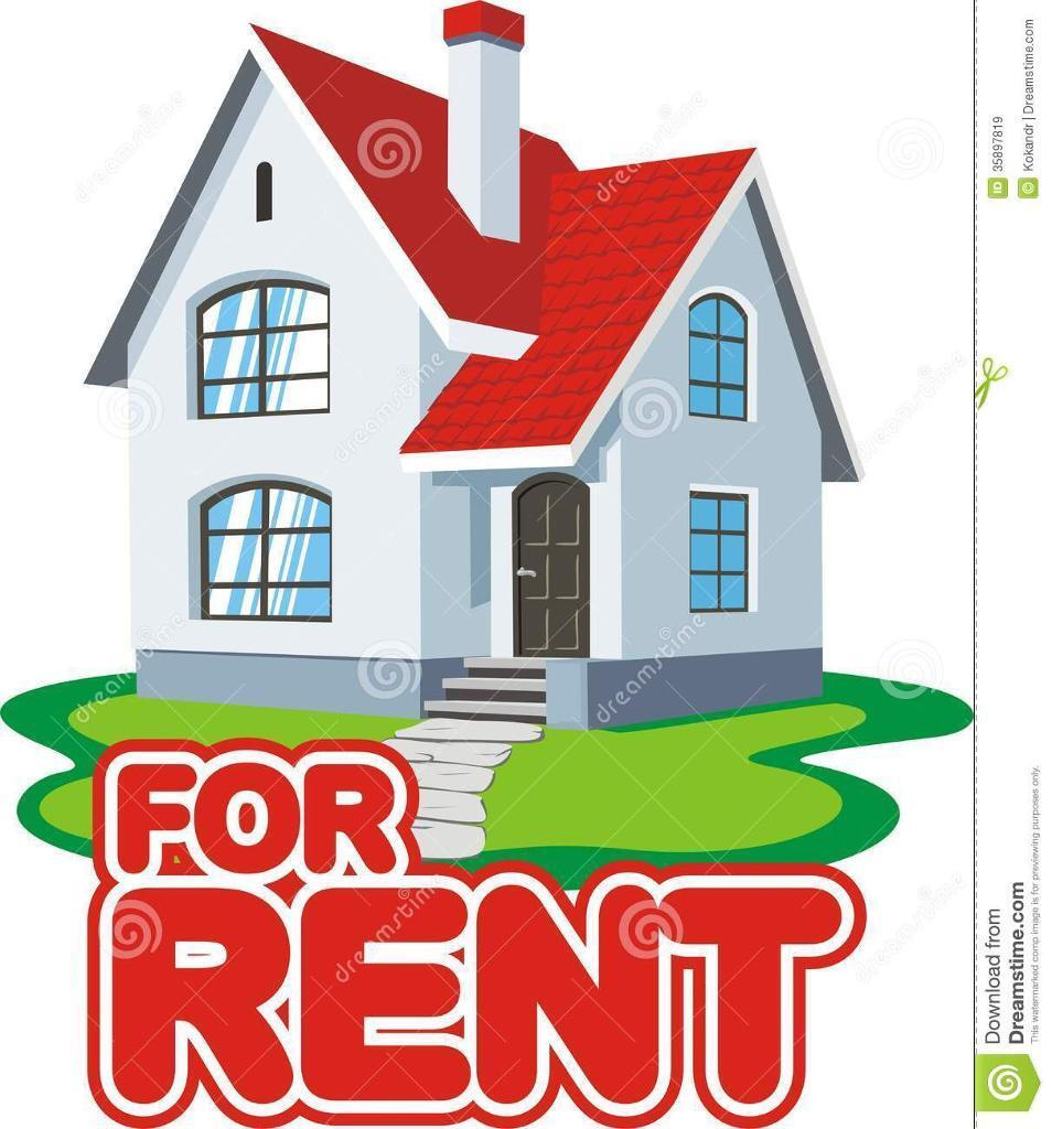 Apartment House For Rent: TWO BEDROOM HOUSE FOR RENT - LU3 Area In Luton
