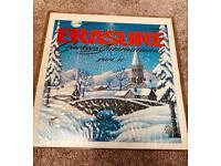 "Erasure - Crackers International Part II 12"" Single Vinyl record"
