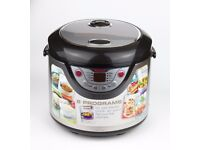 Tefal RK302E15 8-in-1 Multi Cooker in very good condition