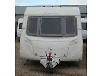 SWIFT CHARISMA 590 2008 *FIXED BUNKS* 6 BERTH CARAVAN