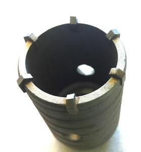 Masonry Concrete Brick Drill Tungsten Core Cutter with Pilot Drill Bit & Arbor