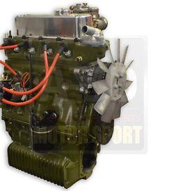 Classic Mini – 1047MS (MOTORSPORT) Tuned Engine w/1275(12G940)Cylinder Head – 998 +0.60