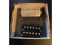 Bareknuckle Pickups - Guitar Humbucker set Holy Diver bridge, VHII Neck