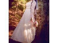 wedding dress 350 ono