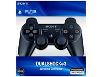 GENUINE SONY PS3 DUALSHOCK 3 CONTROLLER BRAND NEW BOXED PAD