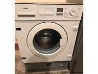 Digital Bosch Classixx Integrator Washing Machine with 4 Month Warranty