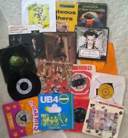 Vinyl records lot
