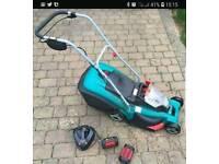 Bosch Battery Lawnmower