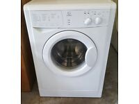 £120 Indesit Washing Machine - 6 Months Warranty