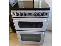 New world 60cm gas cooker.