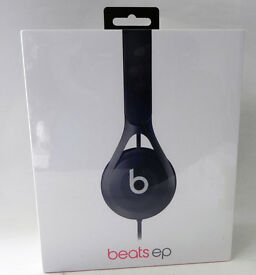 Beats by Dr. Dre Beats EP Black Headphones Matte Black Adjustable Headband